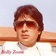Amitabh Bachchan height